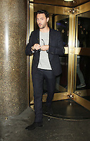 NEW YORK, NY-August 05: Jack Huston at New York Live to talk about his new movie Ben-Hur in New York. NY August 05, 2016. Credit:RW/MediaPunch