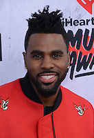 Jason Derulo @ the 2016 iHeart Radio Music awards held @ the Forum.<br /> April 3, 2016