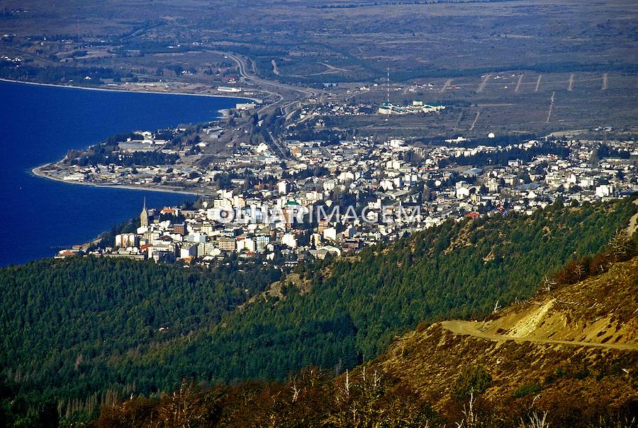 Cidade de Bariloche. Argentina. 1995. Foto de Luciana Whitaker.