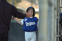 The AAA Dodgers put up a fight against the Braves at the Pleasanton Sports Park Wednesday May 16, , 2007. (Photo by Alan Greth)