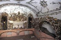 La Cripta dei Cappuccini nella Chiesa di Santa Maria della Concezione dei Cappuccini a Roma.<br /> The Capuchin Crypt and ossuary of the Our Lady of the Conception of the Capuchins' church in Rome.<br /> UPDATE IMAGES PRESS/Riccardo De Luca