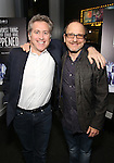 Bruce David Klein and Lonny Price attends 'Best Worst Thing That Ever Could Have Happened' broadway screening at SAG-AFTRA on November 13, 2016 in New York City.