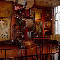 Gustav Moreau's Parisien Atelier