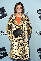 Laura Jackson at the launch party for Skate at Somerset House, London, UK. <br /> 14 November  2017<br /> Picture: Steve Vas/Featureflash/SilverHub 0208 004 5359 sales@silverhubmedia.com