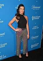 Jennifer Bartels at the premiere party for &quot;American Woman&quot; at the Chateau Marmont, Los Angeles, USA 31 May 2018<br /> Picture: Paul Smith/Featureflash/SilverHub 0208 004 5359 sales@silverhubmedia.com