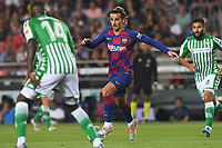 FOOTBALL: FC Barcelone vs Real Betis - La Liga-25/08/2019<br /> Antoine Griezmann (FCB) <br /> 25/08/2019 <br /> Barcelona - Real Betis  <br /> Calcio La Liga 2019/2020  <br /> Photo Paco Largo/Panoramic/insidefoto