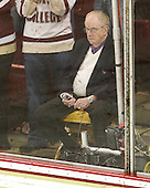 Jim Prior who most fans know as the PA Announcer for Boston University as well as the Beanpot and Hockey East championship also serves as Hockey East's Coordinator of Minor Officials and acted as goal judge. - The Boston College Eagles defeated the visiting Boston University Terriers 5-2 on Saturday, December 4, 2010, at Conte Forum in Chestnut Hill, Massachusetts.