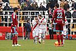 20160103. La Liga 2015/2016. Rayo Vallecano V Real Sociedad