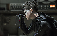 THE GIRL IN THE SPIDER'S WEB (2018)<br /> CLAIRE FOY<br /> *Filmstill - Editorial Use Only*<br /> CAP/FB<br /> Image supplied by Capital Pictures