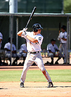 Gordon Beckham / Chicago White Sox 2008 Instructional League..Photo by:  Bill Mitchell/Four Seam Images