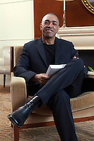 Mark Obama Ndesandjo, Barak Obama's half brother published an autobiography.