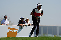 Mike Lorenzo-Vera (FRA) on the 3rd during Round 2 of the Commercial Bank Qatar Masters 2020 at the Education City Golf Club, Doha, Qatar . 06/03/2020<br /> Picture: Golffile | Thos Caffrey<br /> <br /> <br /> All photo usage must carry mandatory copyright credit (© Golffile | Thos Caffrey)