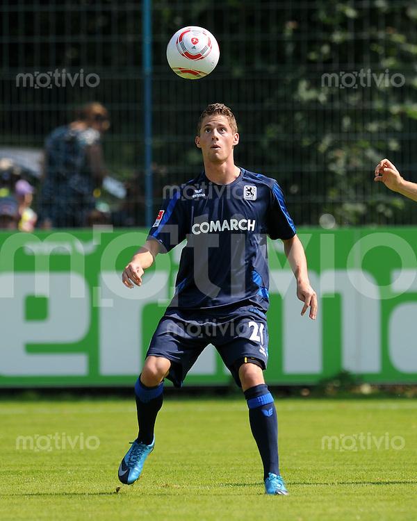 2. Fussball Bundesliga:  Saison   2010/2011   1860 Muenchen Trainingsauftakt   28.06.2010 Sandro Kaiser  (1860 Muenchen)