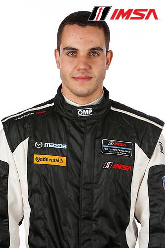 #7 Charles Wicht Racing, Ligier JS P3, LMP3: Leo Lamelas