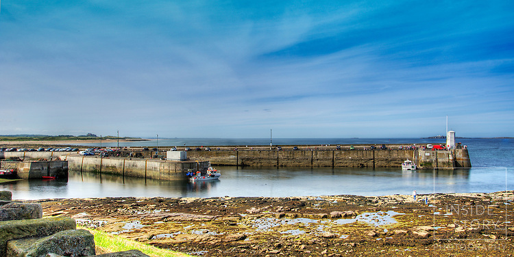 Seahouses Northumberland