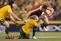 Wallabies v Lions - 2013 Test 2