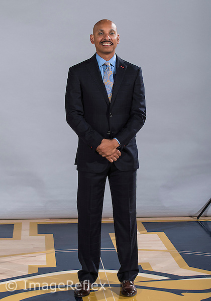 Florida International University women's basketball Head Coach Marlin Chinn at picture day on October 14, 2015 at Miami, Florida.