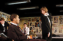 The History Boys.A world Premiere by Alan Bennett,directed by Nicholas Hytner.With Samuel Anderson ,Francis De La Tour.Opens at the Lyttleton Theatre on 18/5/04  CREDIT Geraint Lewis