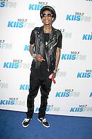 Wiz Khalifa at 102.7 KIIS FM's Wango Tango at The Home Depot Center on May 12, 2012 in Carson, California. ©mpi27/MediaPunch Inc