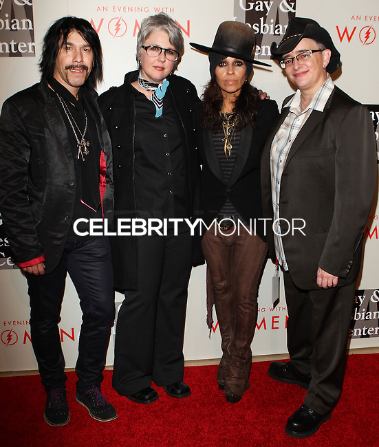 "BEVERLY HILLS, CA, USA - MAY 10: 4 Non Blondes, Linda Perry at the ""An Evening With Women"" 2014 Benefiting L.A. Gay & Lesbian Center held at the Beverly Hilton Hotel on May 10, 2014 in Beverly Hills, California, United States. (Photo by Celebrity Monitor)"