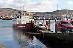 The Bere Island ferry at Castletownbere in County Cork..Picture by Don MacMonagle