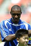 31 August 2004: Eddie Pope. The MLS Eastern Conference All Stars defeated the MLS Western Conference All Stars 3-2 at RFK Stadium in Washington, DC in the Major League Soccer Sierra Mist All-Star Game..