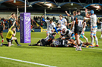 2020 Heineken Challenge Cup Rugby Worcester Warriors v Castres Olympique Jan 17th