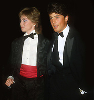Olivia Newton John Matt Lattanzi Undated<br /> Photo By John Barrett/PHOTOlink