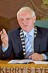 Tim Buckley Chairman of Kerry County Council.