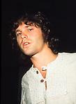 The Doors 1968 Jim Morrison.© Chris Walter.