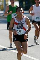 NYRR Grand Prix Staten Island (NY) Half Marathon. 10 14 07.