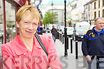 Joan Kelleher, Macroom..There is such a good selection of shops in Killarney and that makes shopping easy.