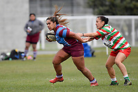 Rebecca Liua'ana Trophy - Avalon Wolves Women v Hutt Old Boys Marist Women at Fraser Park, Lower Hutt, New Zealand on Saturday 1 August  2020. <br /> Photo by Masanori Udagawa. <br /> www.photowellington.photoshelter.com