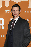 LOS ANGELES - DEC 3:  Harry Lloyd at the Counterpoint Season 2 Premiere at the ArcLight Hollywood on December 3, 2018 in Los Angeles, CA