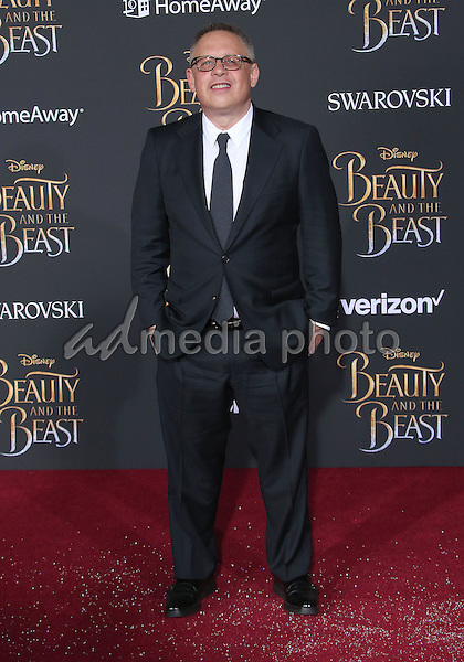 "02 March 2017 - Hollywood, California - Bill Condon. Disney's ""Beauty and the Beast' World Premiere held at El Capitan Theatre. Photo Credit: AdMedia"