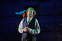 English Touring Opera presents THE TALES OF HOFFMANN, at the Britten Theatre, Royal College of Music. Written by Jacques Offenbach, with libretto by Jules Barbier, this production is directed by James Bonas. Picture shows: Sam Furness (Hoffmann)