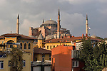Istanbul, Turkey, Aya Sofya mosque, Ottoman, architecture, Sultanahmet district,