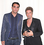 Bobby Cannavale & Al Pacino attending the 'Glengarry Glen Ross' Media Day at Ballet Hispanico Rehearsal Studios in New York City on 9/19/2012.