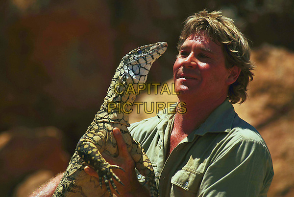 THE CROCODILE HUNTER: GRAHAM'S REVENGE Pictured: Steve Irwin as The Crocodile Hunter .Filmstill - Editorial Use Only.Ref: FB.sales@capitalpictures.com.www.capitalpictures.com.Supplied by Capital Pictures.