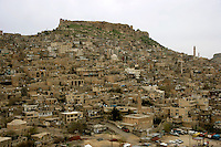 Mardin, an Arab style town in the southeast of Turkey