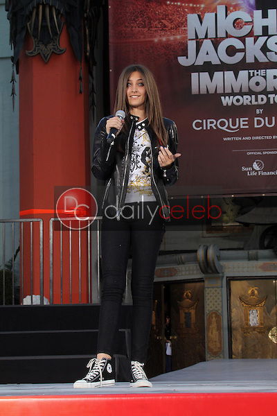 Paris Jackson<br />