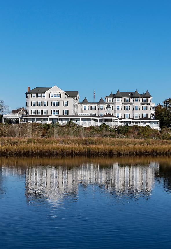 Harbor View Hotel, Edgartown, Martha's Vineyard, Massachusetts, USA