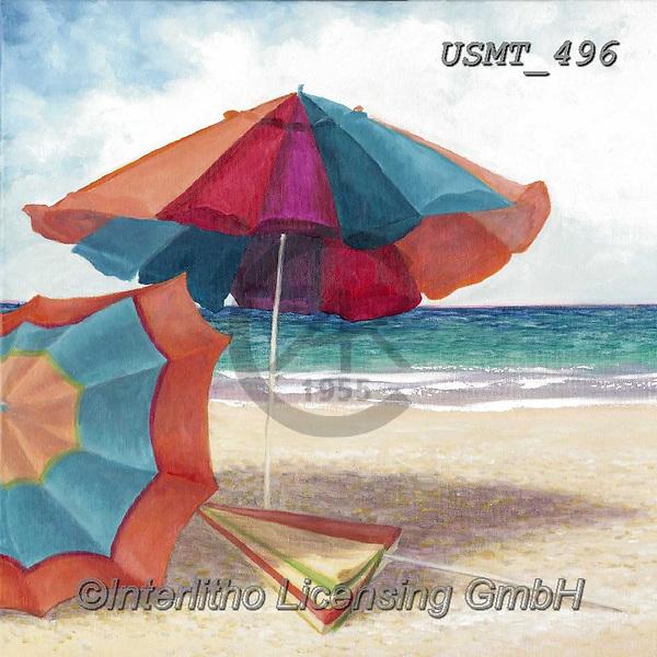 Malenda, LANDSCAPES, LANDSCHAFTEN, PAISAJES,beach, paintings+++++,USMT496,#l#, EVERYDAY