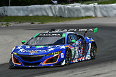 IMSA WeatherTech SportsCar Championship<br /> Mobil 1 SportsCar Grand Prix<br /> Canadian Tire Motorsport Park<br /> Bowmanville, ON CAN<br /> Friday 7 July 2017<br /> 86, Acura, Acura NSX, GTD, Oswaldo Negri Jr., Jeff Segal<br /> World Copyright: Richard Dole/LAT Images<br /> ref: Digital Image DOLE_CTMP_17_001101