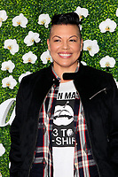 LOS ANGELES - FEB 14:  Sara Ramirez at the EYEspeak Summit at the Pacific Design Center on February 14, 2018 in West Hollywood, CA