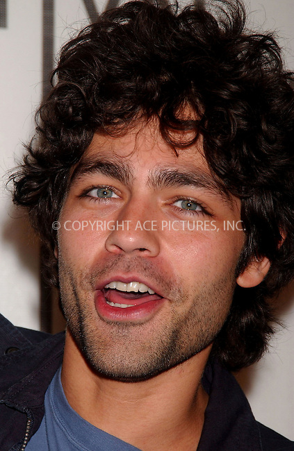 WWW.ACEPIXS.COM . . . . .....April 26, 2007. New York City,....Actor Adrian Grenier attends the 2007 Tribeca Film Festival premiere of 'Gardener Of Eden' at the Borough of Manhattan Community College.....  ....Please byline: Kristin Callahan - ACEPIXS.COM..... *** ***..Ace Pictures, Inc:  ..Philip Vaughan (646) 769 0430..e-mail: info@acepixs.com..web: http://www.acepixs.com