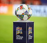 Spielball der UEFA Nations League - 06.09.2018: Deutschland vs. Frankreich, Allianz Arena München, UEFA Nations League, 1. Spieltag