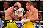 Chris Eubank JR. V Spike O'Sullivan - WBA World Middleweight Championship Final Eliminator