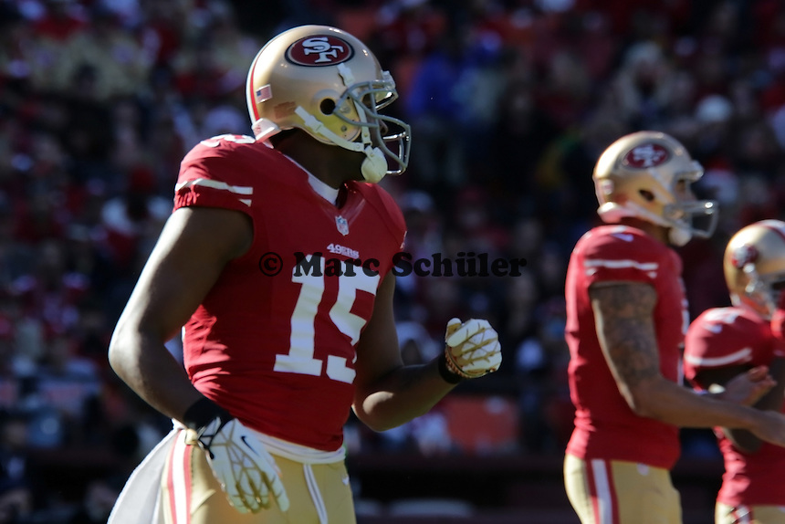 WR Michael Crabtree (49ers)