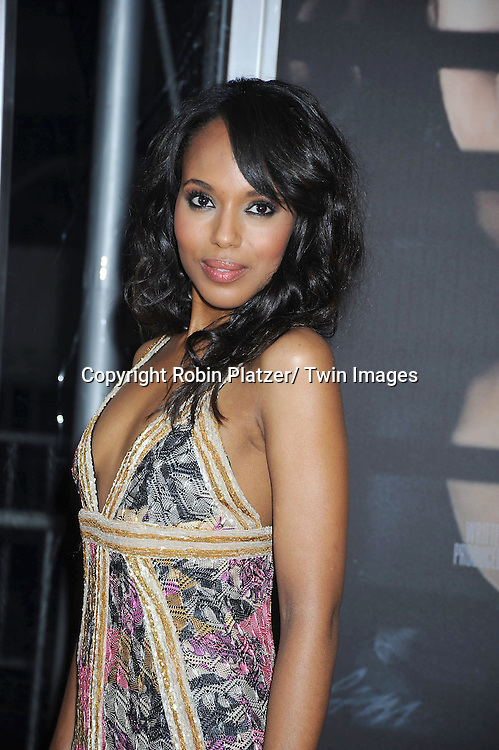 """Kerry Washington  attending The New York Special Screening.of """"For Colored Girls"""" at The Ziegfeld Theatre on October 25, 2010 in New York City"""